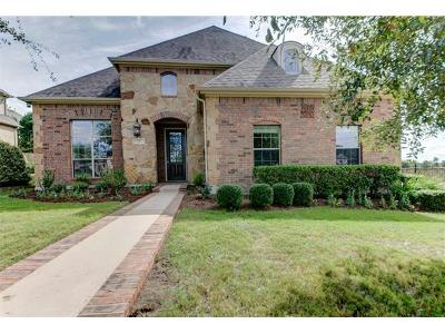 Austin Single Family Home For Sale: 121 Pagosa Ct