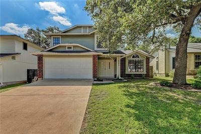 Austin TX Single Family Home For Sale: $285,000