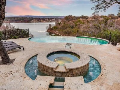 Spicewood Single Family Home For Sale: 25630 Cliff Xing