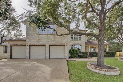 Travis County, Williamson County Single Family Home Pending - Taking Backups: 1818 Cattle Dr
