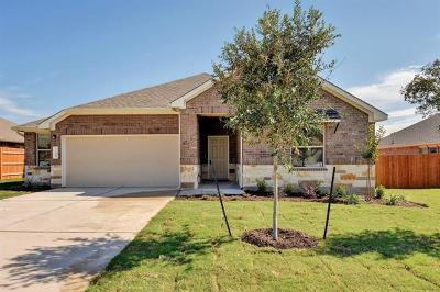 Bastrop Single Family Home For Sale: 109 Swift Water Loop