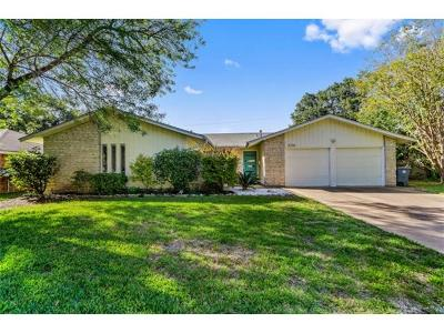 Austin Single Family Home For Sale: 8708 Donna Gail Dr