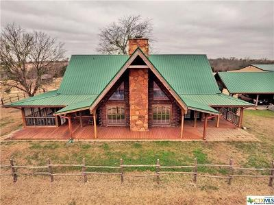 Holland TX Single Family Home For Sale: $485,888