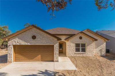Canyon Lake Single Family Home For Sale: 478 Eastview Dr