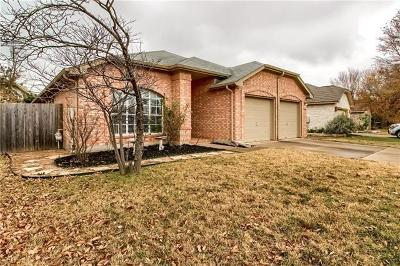 Leander Single Family Home For Sale: 14912 Big Falls Dr