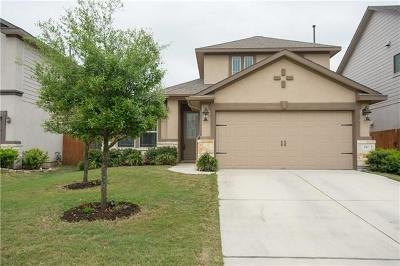 Buda Single Family Home For Sale: 210 Wincliff Dr