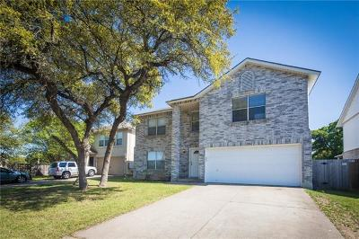 Cedar Park Single Family Home For Sale: 1002 Silverstone Ln