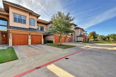 Travis County Condo/Townhouse For Sale: 7800 Southwest Pkwy #1911