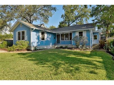Austin TX Single Family Home Pending - Taking Backups: $699,000