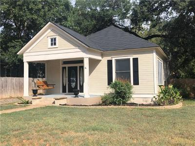 Bastrop County Single Family Home For Sale: 804 Short St