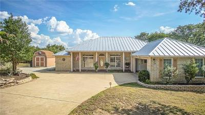 Canyon Lake Single Family Home For Sale: 242 Toye Blvd