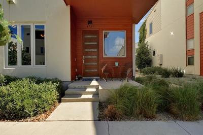 Austin Condo/Townhouse For Sale: 4724 Berkman Dr