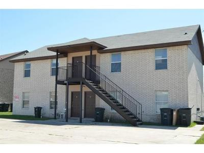 Killeen Multi Family Home For Sale: 1802 Windward Dr