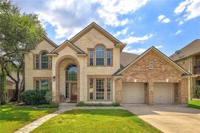 Travis County, Williamson County Single Family Home For Sale: 712 Nelson Ranch Rd