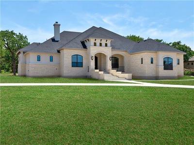Georgetown Single Family Home Pending: 201 W Gabriel Vis