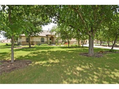 Bastrop Single Family Home Active Contingent: 106 Fallow Way