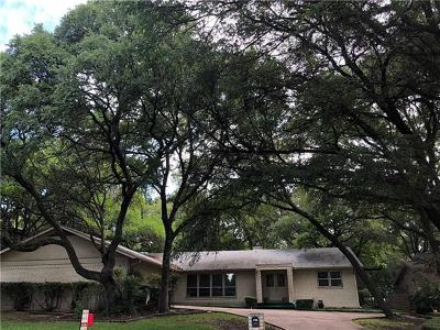 Single Family Home For Sale: 9206 Spring Hollow Dr