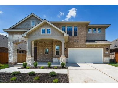 Pflugerville Single Family Home For Sale: 19200 Melwas Way Way