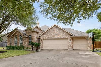 Austin Single Family Home Pending - Taking Backups: 11012 Savannah