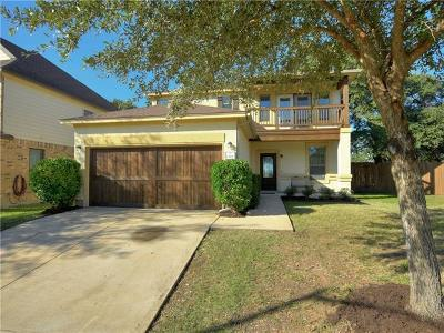 Cedar Park Single Family Home For Sale: 2301 Hollis Ln