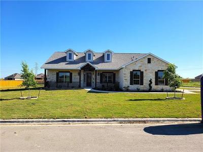 Salado Single Family Home For Sale: 4113 Big Brooke Dr