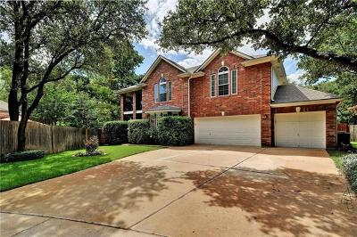 Round Rock Single Family Home Pending - Taking Backups: 4003 Callabero Cv