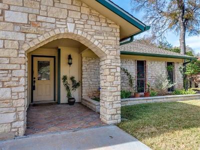 Cedar Park Single Family Home For Sale: 2409 S Celia Dr