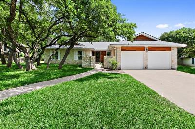 Austin Single Family Home For Sale: 1707 Lost Creek Blvd