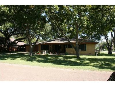 Bastrop County Single Family Home Pending - Taking Backups: 700 Whitehead St