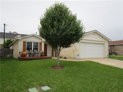 Round Rock Single Family Home Coming Soon: 3914 Haleys Way