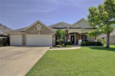 Travis County, Williamson County Single Family Home For Sale: 2246 Settlers Park Loop