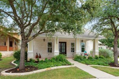 Cedar Park Single Family Home For Sale: 2714 Grand Oaks Loop