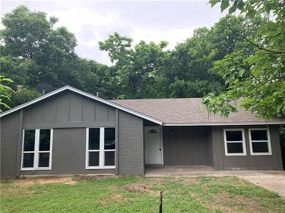 Austin Single Family Home Pending - Taking Backups: 2205 Palmera Cv