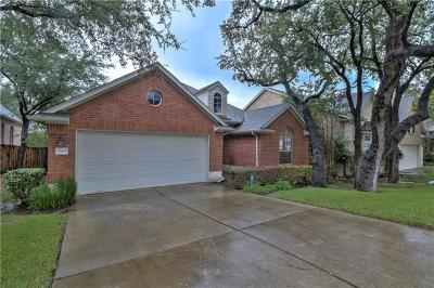 Austin Single Family Home For Sale: 12405 Central Park Dr
