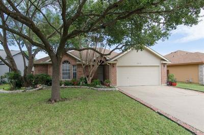 Leander Single Family Home For Sale: 2612 N Walker Dr