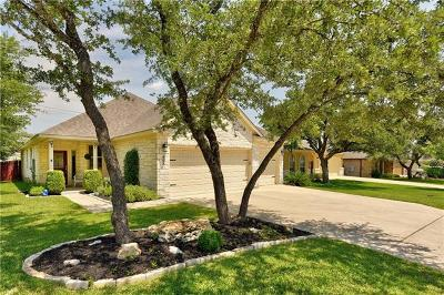 Georgetown Single Family Home For Sale: 609 Algerita Dr