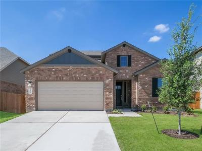 Hutto TX Single Family Home For Sale: $299,990