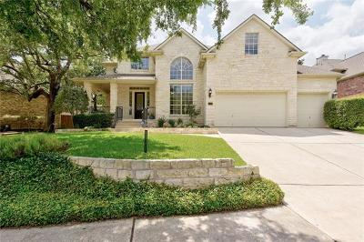 Austin Single Family Home Pending - Taking Backups: 10741 Bramblecrest Dr