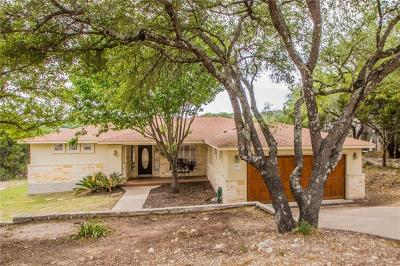 Lago Vista Single Family Home For Sale: 2900 Norton Ave