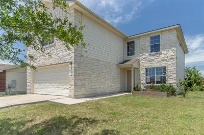 Hutto TX Single Family Home For Sale: $230,000