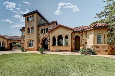 Spicewood Single Family Home For Sale: 19217 Sean Avery Path