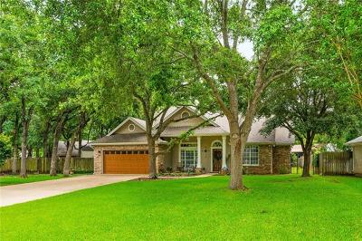 Georgetown Single Family Home For Sale: 106 Windmill Cv