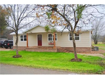 McDade Single Family Home For Sale: 231 Richmond St