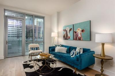 Austin Condo/Townhouse Pending - Taking Backups: 222 West Ave #1409