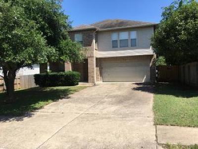 Single Family Home For Sale: 17905 Regis Dr