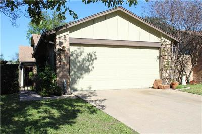 Austin Single Family Home For Sale: 9427 Singing Quail Dr