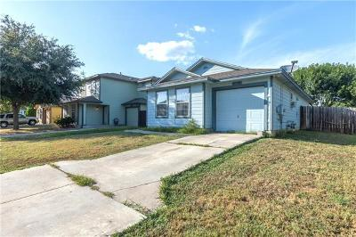 Austin Single Family Home For Sale: 14206 Varrelman St