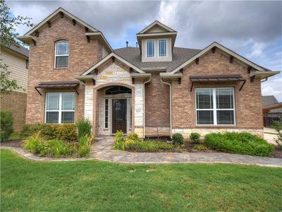 Georgetown Single Family Home For Sale: 1108 Teravista Xing