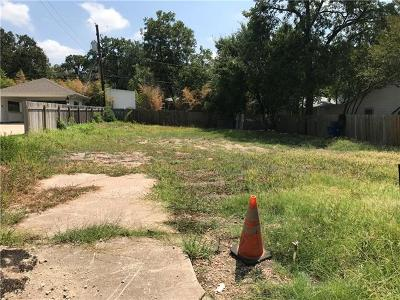 Austin Residential Lots & Land For Sale: 3005 Funston St