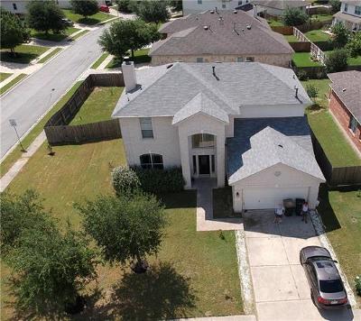 Buda Single Family Home For Sale: 642 Shadow Creek Blvd